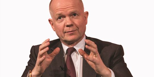 William Hague signs up with Citibank