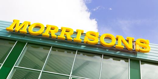 Supermarkets surge on Morrisons' Christmas cheer