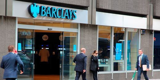 Barclays weighs on FTSE as Centrica's divi disappoints