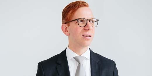 Im Portrait: Daniel Schär von der Weberbank