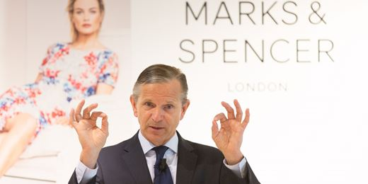 Marks and Spencer boss Marc Bolland steps down
