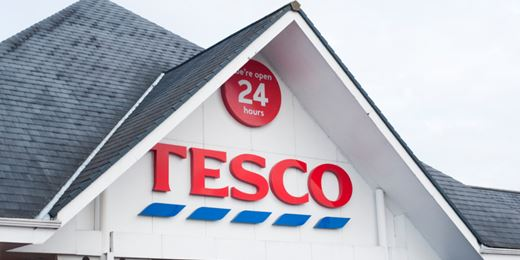 Under fire Tesco books £235m hit from scandal