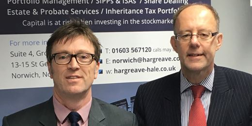 Six month catch-up with Hargreave Hale's Norwich branch