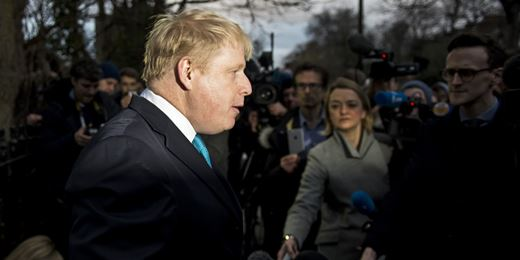 Boris Johnson: 'people's pensions are safe' following Brexit