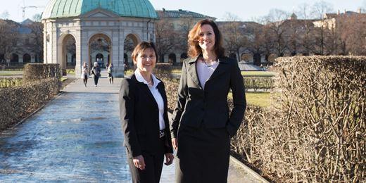 Im Portrait: Das Duo von Schäfer Regensburger Vermögensmanagement