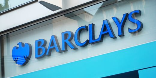 Barclays drags FTSE lower as bank lags US 'big boys'