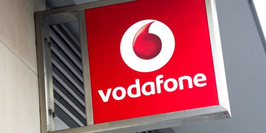 Vodafone leads FTSE higher on European turnaround