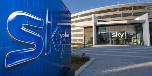 Sky soars on takeover by Murdoch's Fox
