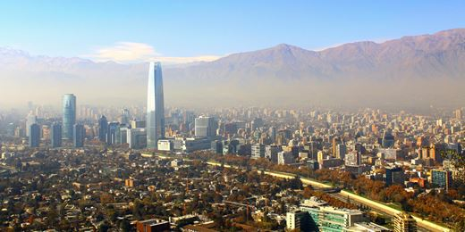 The ten biggest international funds backed by Chile's AFPs revealed