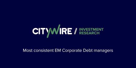 The four most consistent EM corporate debt managers