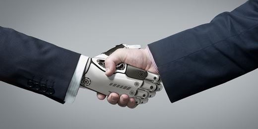 What is the long term plan for robo wealth firms?