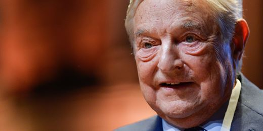 George Soros: Brexit has 'unleashed' a financial crisis