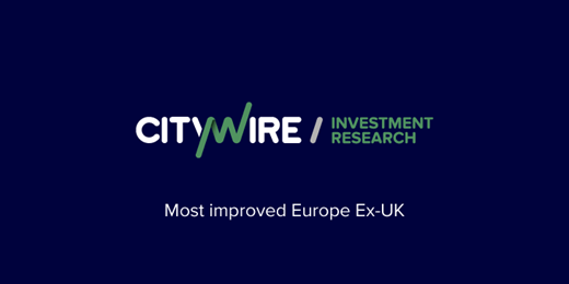 The five most improved Europe Ex-UK equity managers