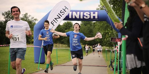 Citywire 10K 2016: all the pics from our annual charity run