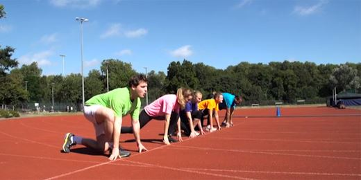 Wealth Manager Olympics: the 100m sprint