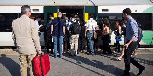 Go-Ahead plunges as Southern rail strikes hit profits