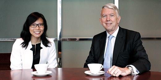 Coffee with Citywire: a tete-a-tete with Deutsche Bank's wealth exec