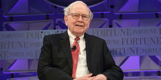 Warren Buffett: Vanguard founder is my 'hero'