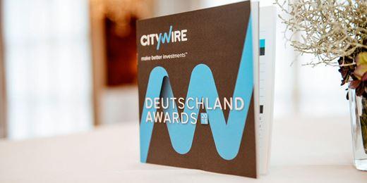 Citywire Deutschland Awards 2016: Die besten Bilder der Gewinner