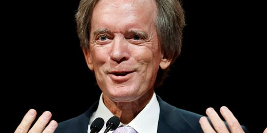 Bill Gross reveals his one forecast for 2017