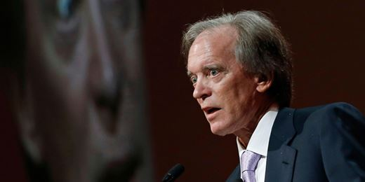 Bill Gross: unconstrained investors should pile into cash