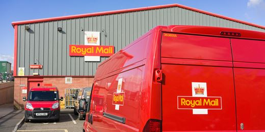Red letter day for Royal Mail sends FTSE lower