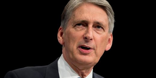 What the chancellor will (maybe) say: play our Autumn Statement bingo