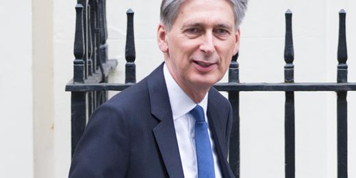 Hammond hints at tax rises and end to austerity