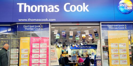 The Expert View: Thomas Cook, Hargreaves & Hammerson