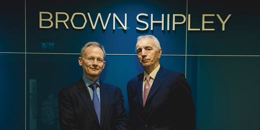 Profile: grafting vertical integration onto Brown Shipley's deep roots