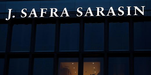 Safra Sarasin names former UBS exec as chief of new division