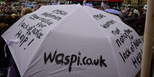 Labour plans early state pension for Waspi women