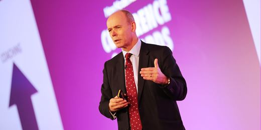 Clive Woodward: How to live in a no 'if only' environment