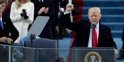 Trump: 'America first' puts stability second