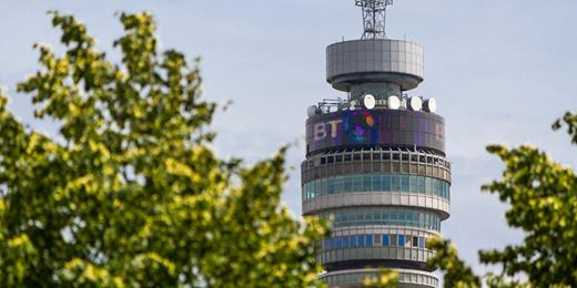BT weighs on FTSE as Italian scandal eats into profits