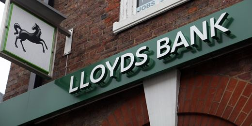Lloyds boosts FTSE as profits hit 10-year high