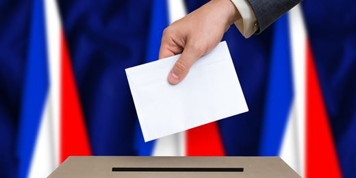 Europe's political risk evaporates after French election