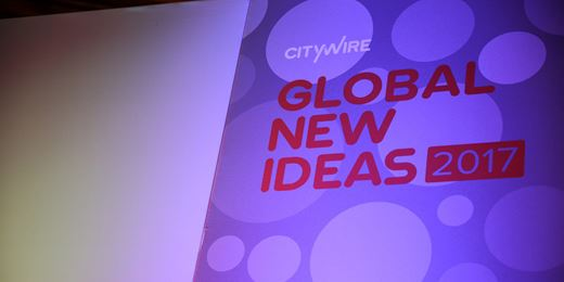 All the presentations from Global New Ideas 2017