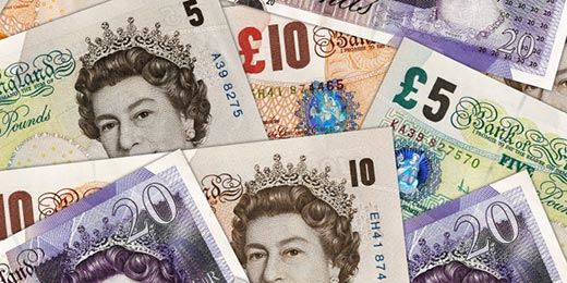 Pound shrugs off growth slump to hit seven-month high