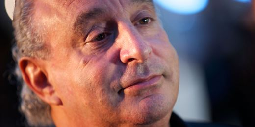 Tories promise 'Philip Green charter' for pensions