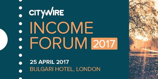 Coming soon: Citywire Income Forum