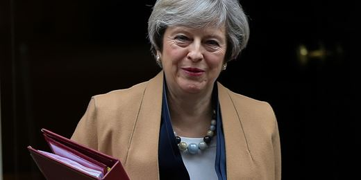 May reassures businesses of Brexit transition deal
