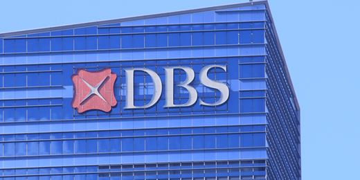 Expect turbulence in markets, DBS CEO says