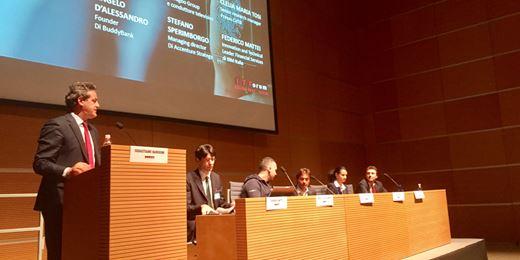 """ITForum 2017, Arpe: """"A nessuno oggi interessa il prodotto delle banche"""""""