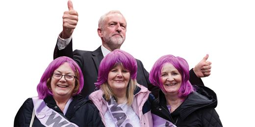 Blog: Labour's pledges may woo Waspi but numbers don't add up