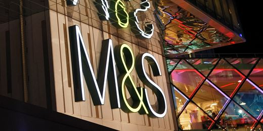 Marks & Spencer Q1 Revenues Rise; Says FY View Unchanged