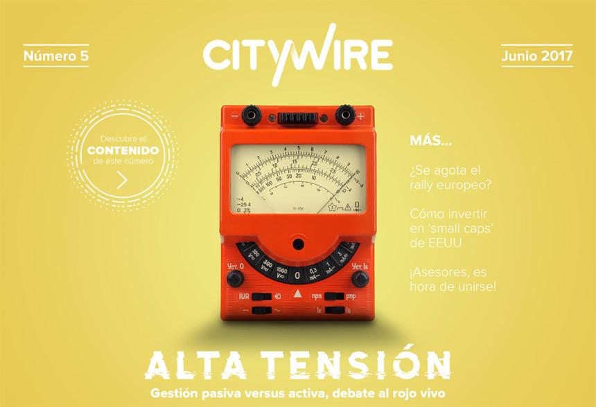 Bienvenido a nuestra última edición de Citywire Patrimonios