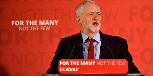 Godfrey: Corbyn inspired me to launch The People's Trust