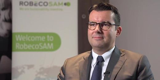 RobecoSAM CEO reveals his biggest challenge