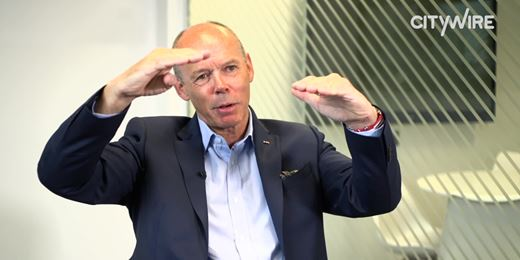 Exclusive: Clive Woodward shares better business tips with New Model Adviser®